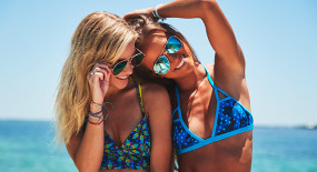 TYR Sport Takes on Captiva Island with Helen Owen and Madi Louch