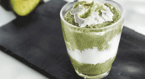 Goin' Green: A Festive Take on Chia Seed Pudding
