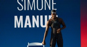 Team TYR Welcomes 4x Olympic Medalist, 9x World Championship Medalist & World & American Record Holder Simone Manuel